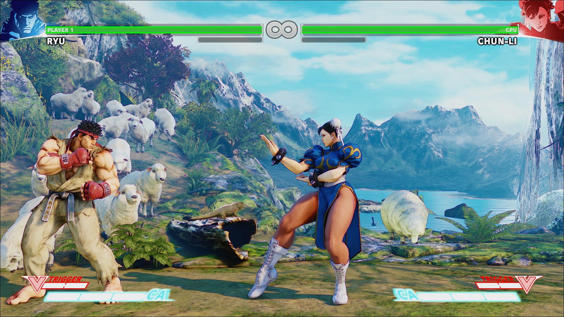 SF5 Beta Neuseeland Stage