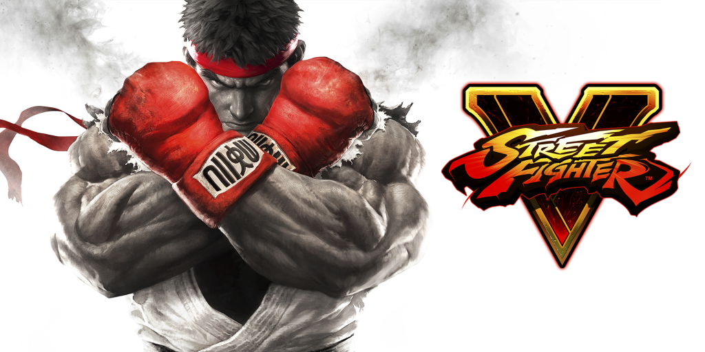 Street Fighter V Launch Event am 5. Februar 2016 in Hamburg.