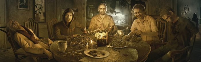 Resident Evil 7 Game Page