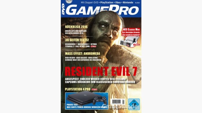 GamePro 012017 Cover
