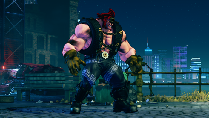 Abigail Battle Costume