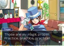 Apollo Justice Ace Attorney 3DS - Screens 14