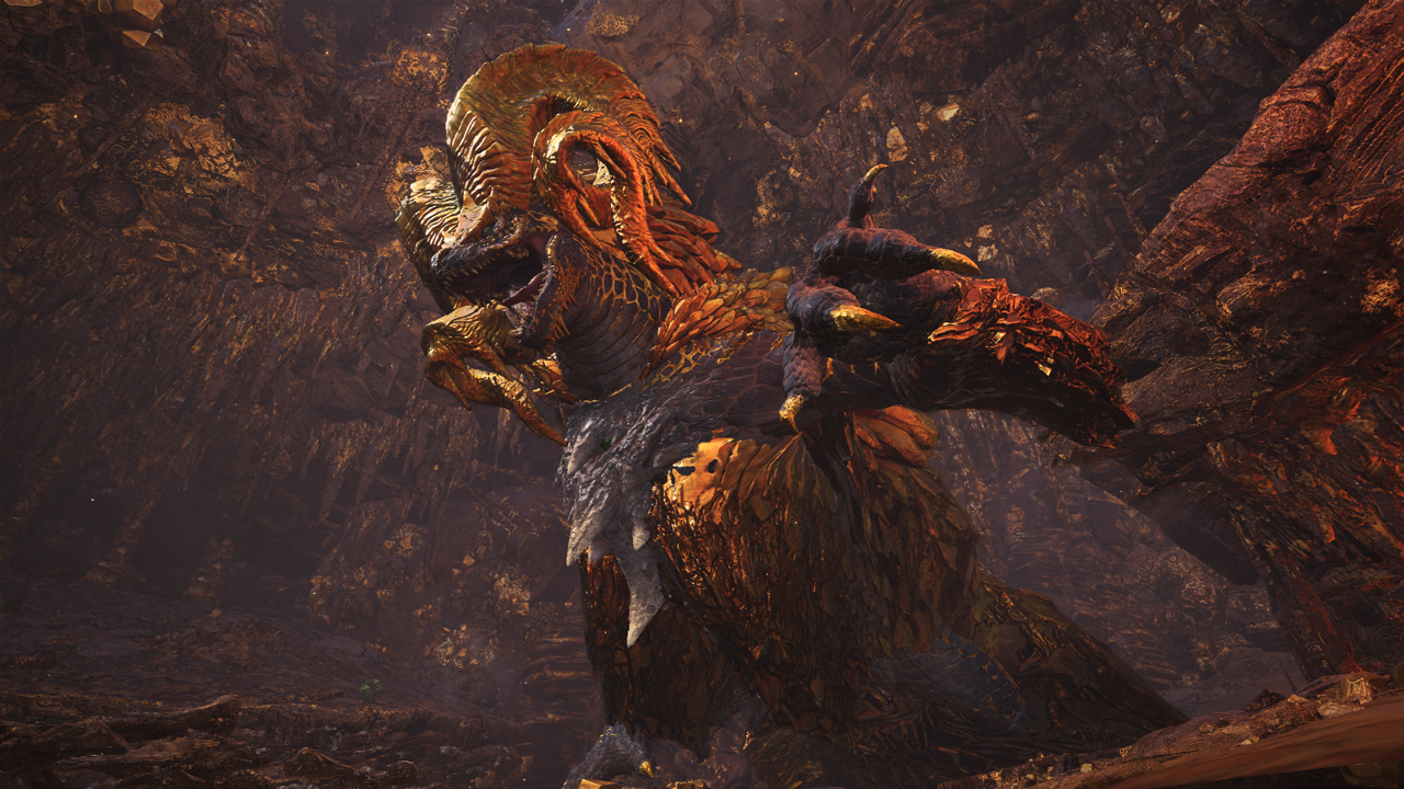 Update für Monster Hunter: World am 19. April
